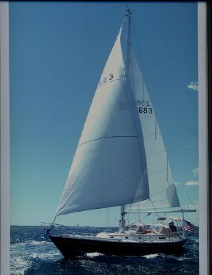Alden 44 Aft Cockpit 1978 Sailboats for Sale