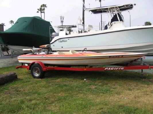 Bahner 18' flat deck jet boat 1978 Deck Boats For Sale Jet Boats for Sale
