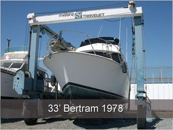 Bertram Sedan 1978 Bertram boats for sale