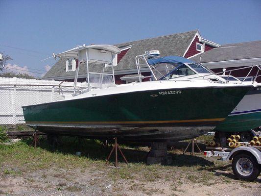 Blackfin 25 Fisherman 1978 All Boats Fisherman Boats for Sale