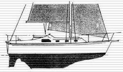 1978 bombay clipper shoal draft  12 1978 Bombay Clipper Shoal Draft