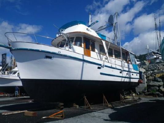 Cheoy Lee LRC Trawler 1978 Cheoy Lee for Sale Trawler Boats for Sale