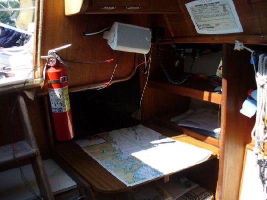 Columbia Sloop Sailing Yacht Alan Payne Design 1978 Sloop Boats For Sale