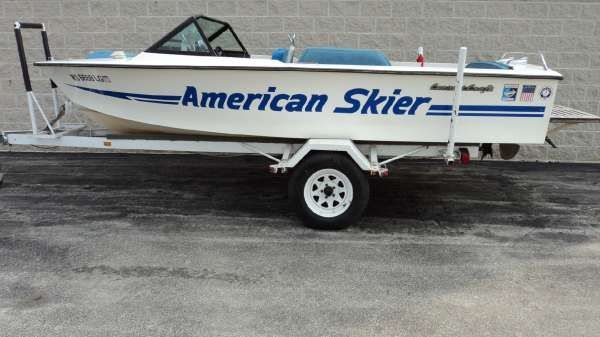 Correct Craft American Skier 1978 All Boats
