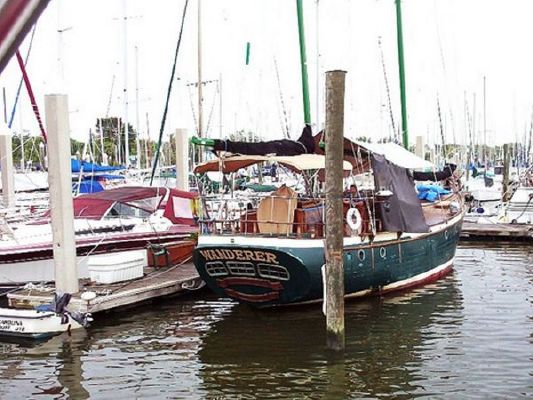 Formosa Cutter Rigged Ketch 1978 Ketch Boats for Sale