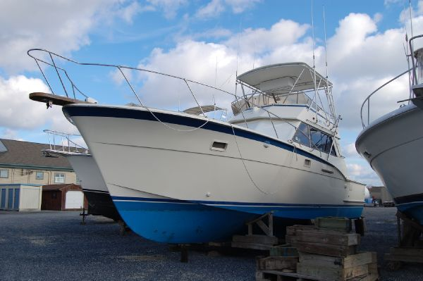 Hatteras 42 Convertible 1978 Hatteras Boats for Sale