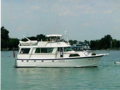 1978 Hatteras 58 Motor Yacht Boats Yachts For Sale