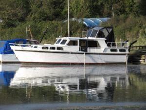 HEYBLOM 38' Steel Motor Cruiser 1978 All Boats