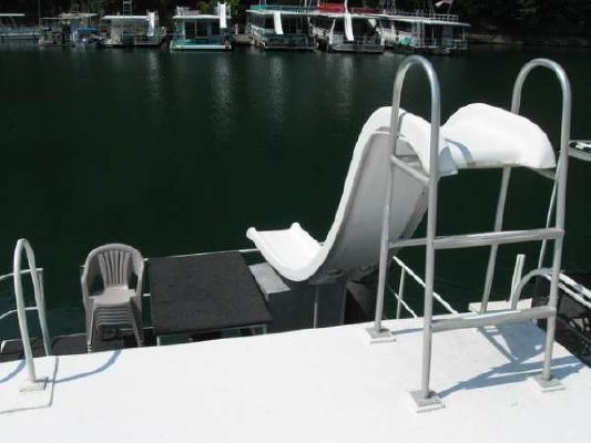 JAMESTOWNER 55 x13 Houseboat 1978 Houseboats for Sale