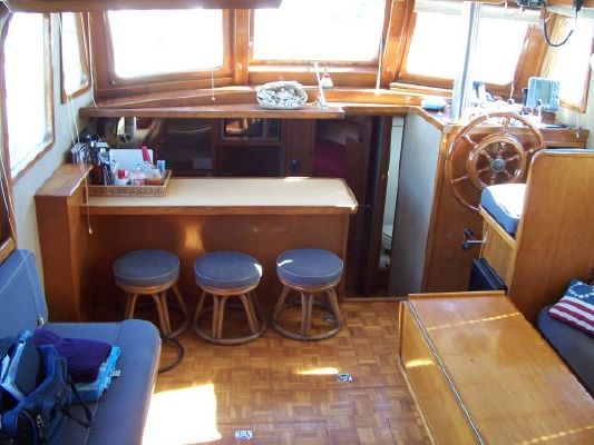Marine Trader Trawler 1978 Trawler Boats for Sale