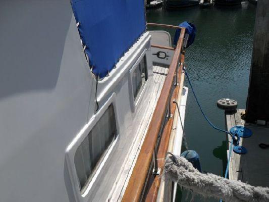 Marine Trading Trawler 1978 Trawler Boats for Sale