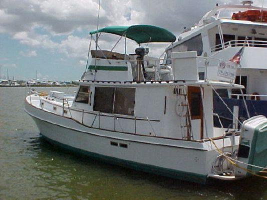 Morgan West Indian Sedan Trawler 1978 Trawler Boats for Sale