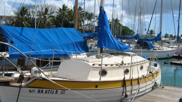 Norsea Pocket Cruiser 1978 Sailboats for Sale