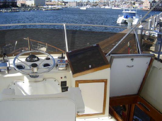 1978 pacemaker motor yacht  13 1978 Pacemaker Motor Yacht