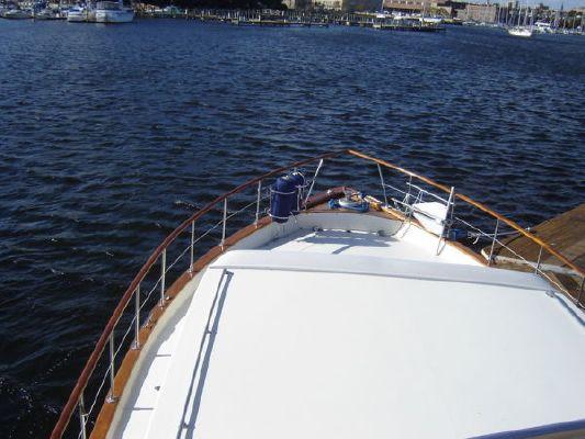 1978 pacemaker motor yacht  14 1978 Pacemaker Motor Yacht