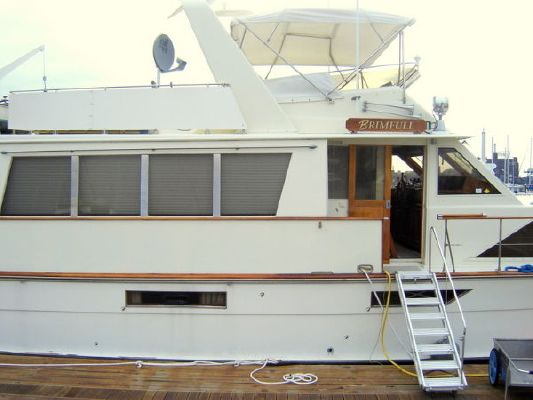 1978 pacemaker motor yacht  21 1978 Pacemaker Motor Yacht