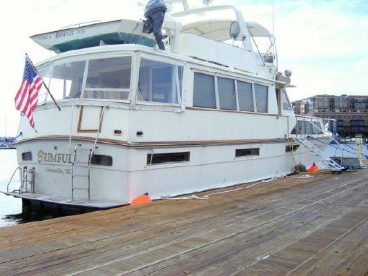 1978 pacemaker motor yacht  22 1978 Pacemaker Motor Yacht