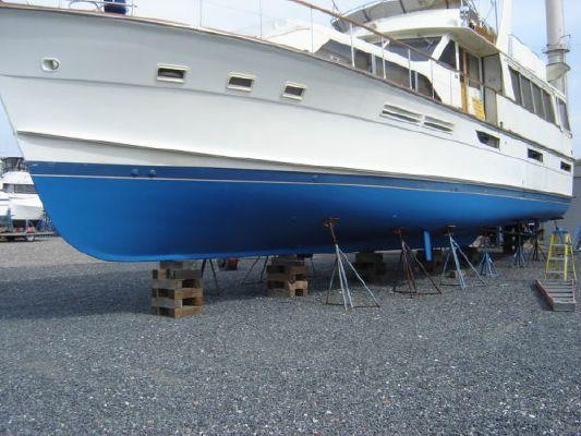 1978 pacemaker motor yacht  23 1978 Pacemaker Motor Yacht