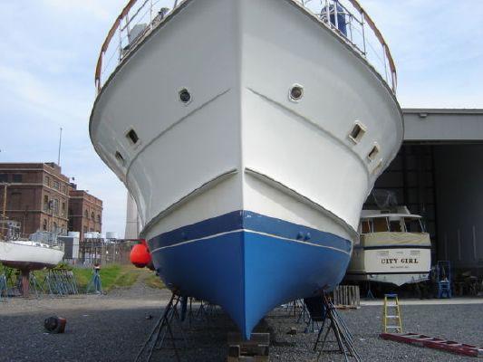 1978 pacemaker motor yacht  24 1978 Pacemaker Motor Yacht