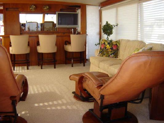 1978 pacemaker motor yacht  5 1978 Pacemaker Motor Yacht