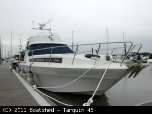 Tarquin 46 1978 All Boats