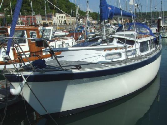Trident Voyager 30 (sold) 1978 All Boats
