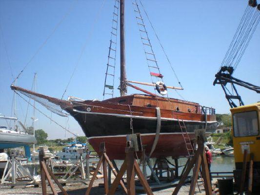 Tuccoli Joshua Slocum Spray 1978 All Boats