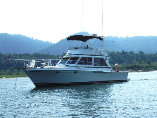 Uniflite 38 Convertible 1978 Motor Boats