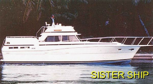 1978 viking double cabin motoryacht boats yachts for sale for Viking 43 double cabin motor yacht