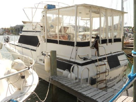 1978 viking yachts 43 double cabin my boats yachts for sale for Viking 43 double cabin motor yacht