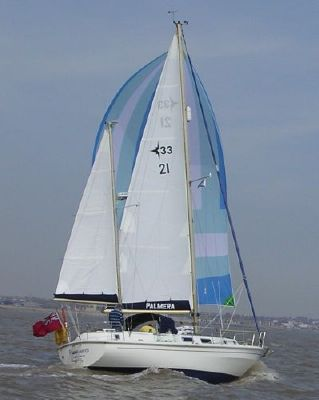 1978 westerly 33  1 1978 Westerly 33