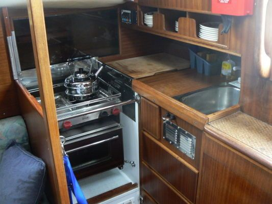 1978 westerly 33  8 1978 Westerly 33