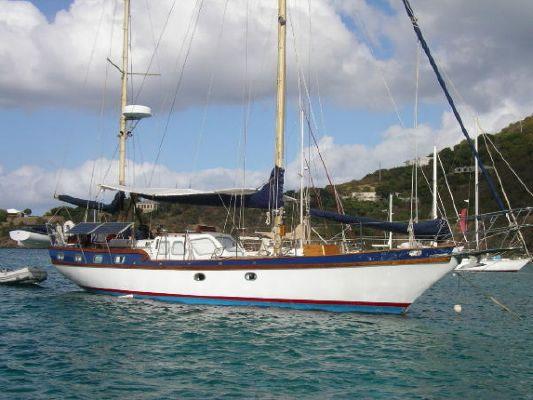 1978 Windboats Endurance Pilot House Ketch - Boats Yachts