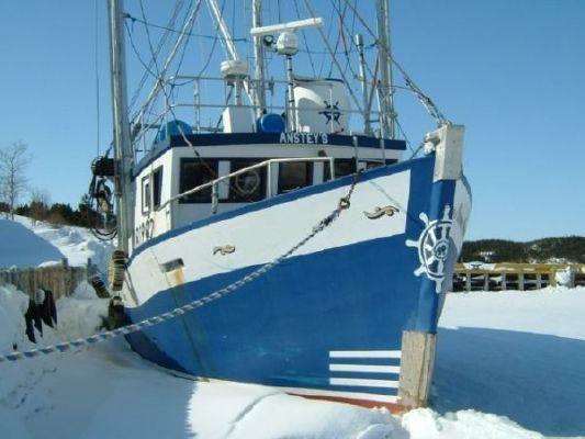 Wood/Fiberglass Fishing Vessel 1978 All Boats