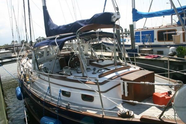 Boats for Sale & Yachts Young Sun Center Cockpit Cutter 1978 Fishing Boats for Sale Sailboats for Sale
