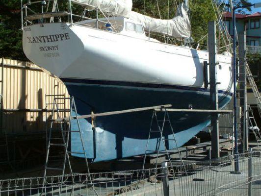 Adams GRP Ketch 1979 Ketch Boats for Sale