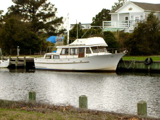 Albin HUGE PRICE REDUCTION... MAKE ANY OFFER // Double Cabin Trawler 1979 Albin boats for sale Trawler Boats for Sale