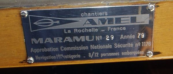 Amel Maramu ketch 1979 Ketch Boats for Sale