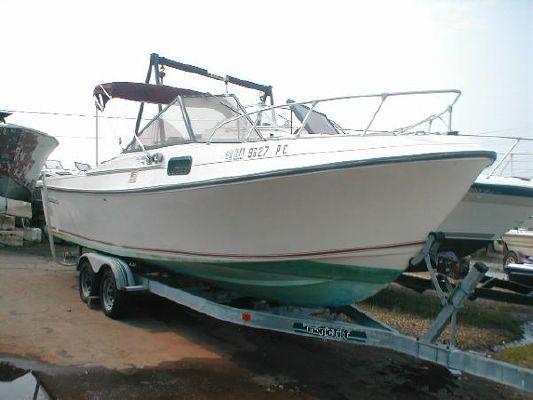 1979 Aquasport 246 Family Fisherman Boats Yachts For Sale