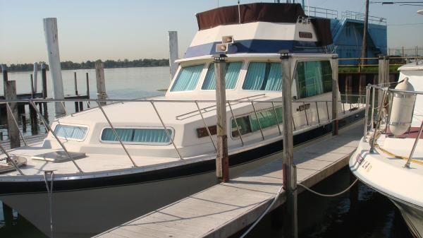 Burnscraft 40 Motoryacht 1979 All Boats