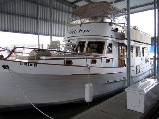 C & L Europa Sedan Trawler 1979 Trawler Boats for Sale