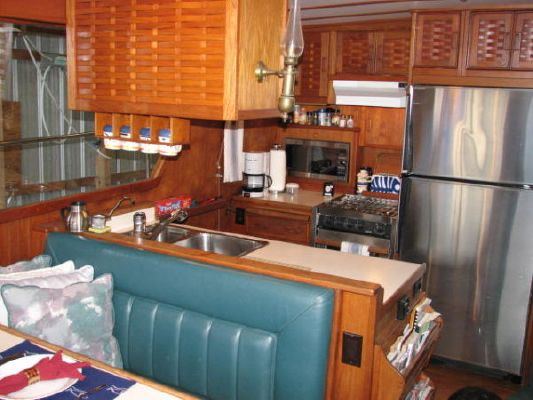 Canoe Cove Pilothouse 1979 Pilothouse Boats for Sale