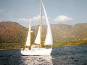 Cheoy Lee Midshipman 40 1979 Cheoy Lee for Sale