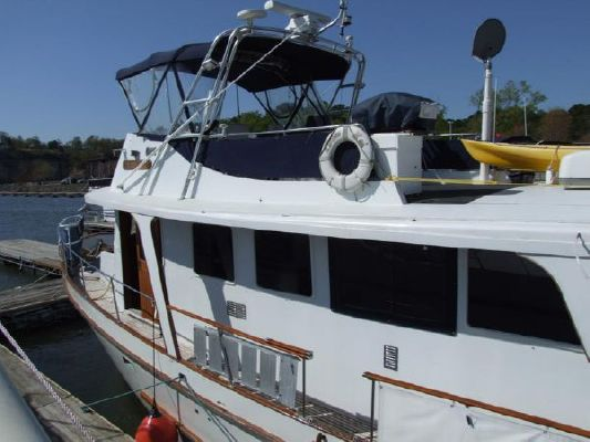 Boats for Sale & Yachts Cheoy Lee Raised Pilothouse 1979 Cheoy Lee for Sale Pilothouse Boats for Sale