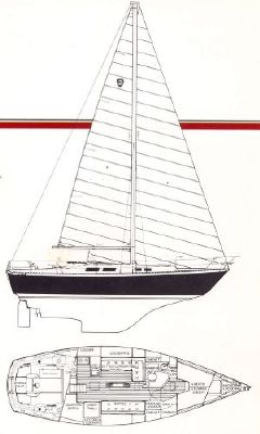 Columbia 35 1979 All Boats