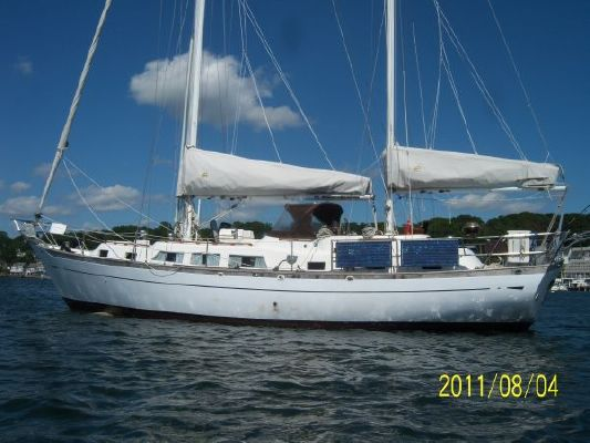 Boats for Sale & Yachts Custom Robert Perry Bluewater Center Cockpit 47 Ketch 1979 Bluewater Boats for Sale Ketch Boats for Sale