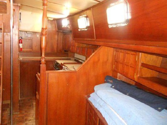 Endeavour 43 Ketch 1979 Ketch Boats for Sale