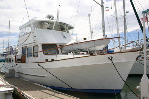 Formosa 46' Flybridge Launch 1979 Flybridge Boats for Sale