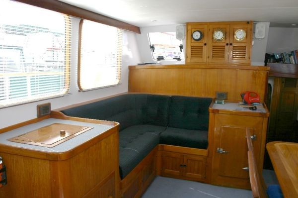 Formosa 46' Flybridge Launch 1979 Flybridge Boats for Sale
