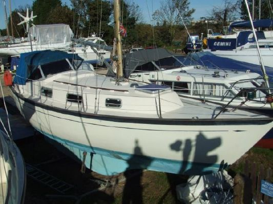 Hallberg Rassy 31 Monsun (available) 1979 All Boats